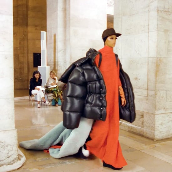 Marc Jacobs Sends Wildly Large Puffer Coats Down the Runway