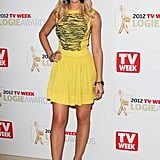 2012 Logie Awards Nominees Announcement