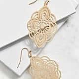 Filigree Gleam Earrings