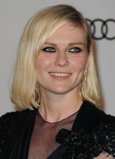 Kirsten Dunst at amfAR's Cinema Against AIDS Gala