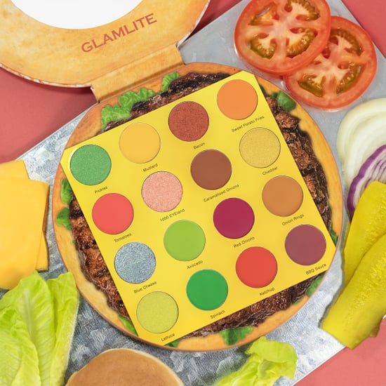 Glamlite Cosmetics Burger Palette April 2019