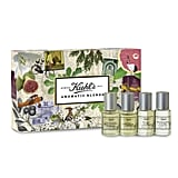 If the woman on your list is already a fan of Kiehl's, she'll fall for the brand's Aromatic Blends Eau de Toilette Coffret ($55). These scents are light with internationally sourced ingredients.
