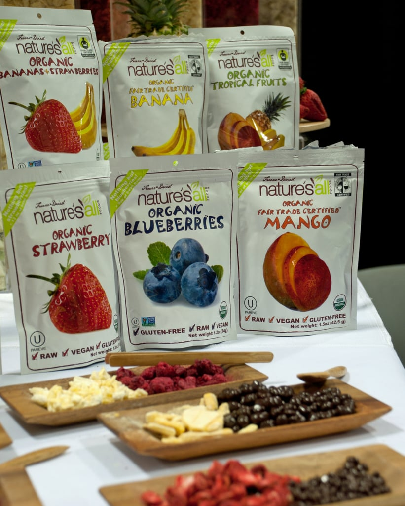 Nature's All Organic Freeze-Dried Fruit