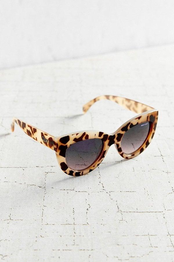 Quay X Shay Mitchell Jinx Cat-Eye Sunglasses ($60)