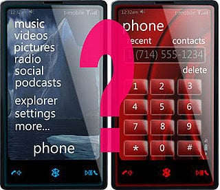 Could 2009 Bring a Zune Phone?
