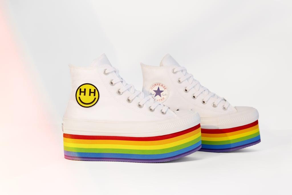 8b54968b3750ba Miley Cyrus x Converse Pride Collection