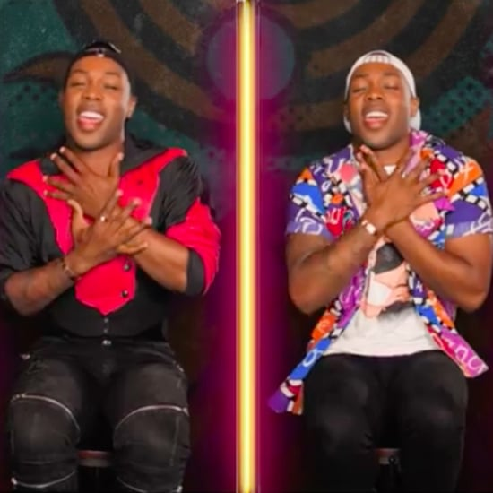 Todrick Hall '90s Mashup Video