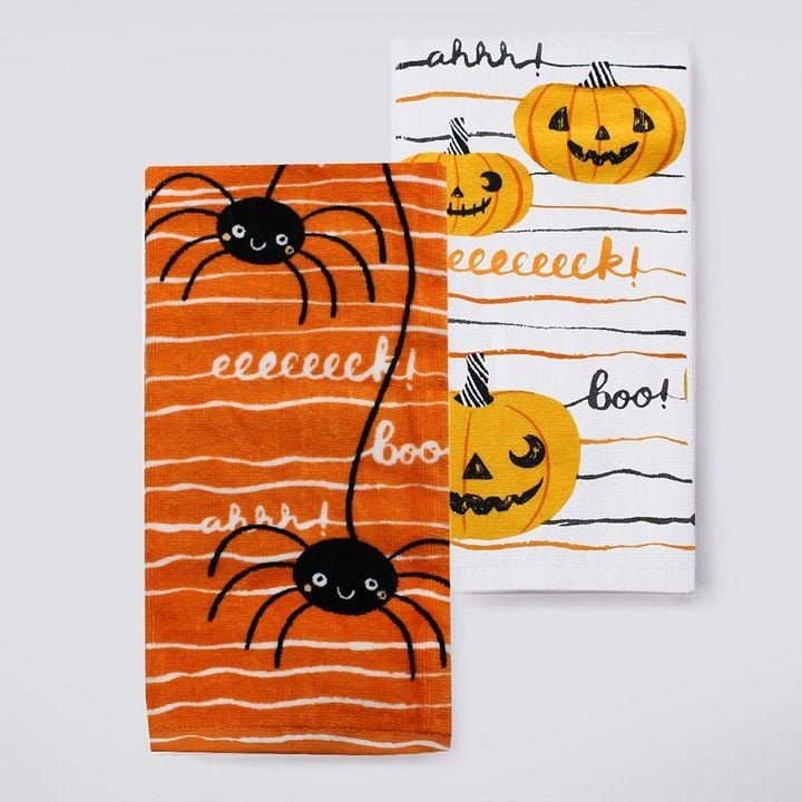 Boo Kitchen Towels