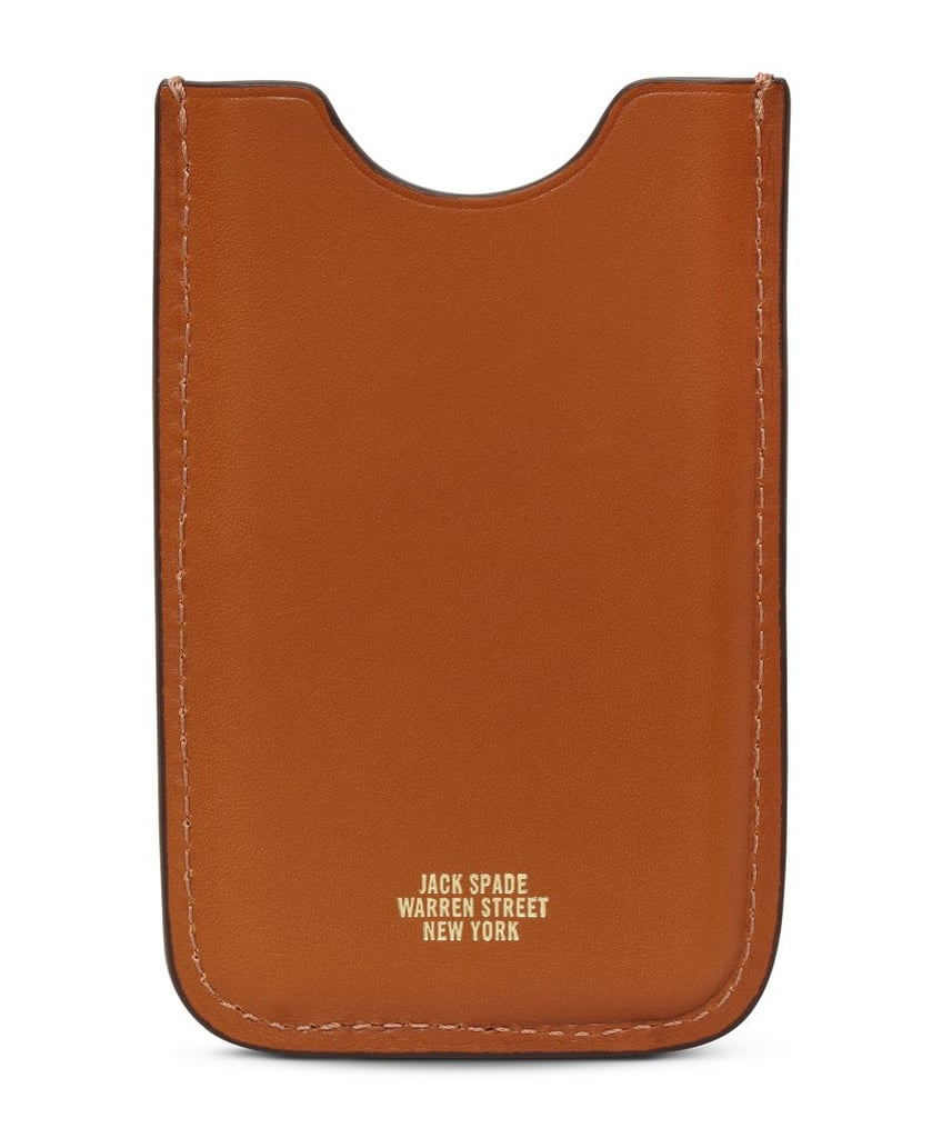 Mill Leather Phone Slip