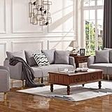 Honbay 3 Piece Chair Loveseat Sofa Set