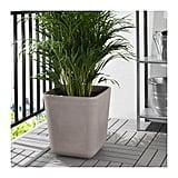 Beige Plant Pot ($30)