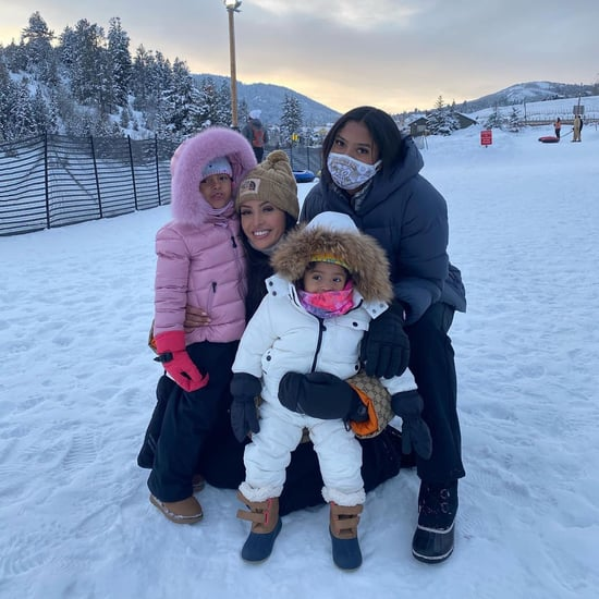 Vanessa Bryant Takes Her Daughters on a Ski Trip in Utah