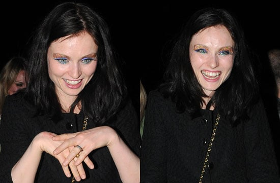 Love it or Hate It: Sophie Ellis-Bextor's Sparkly Eyeshadow