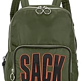 House of Holland Sack Backpack (£295)