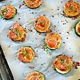 Courgette Pizza Bites