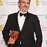 Joaquin Phoenix at the EE British Academy Film Awards 2020