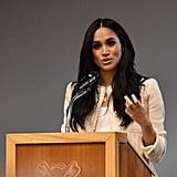 Meghan Markle International Women's Day Speech 2020