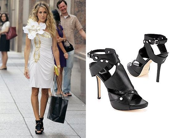 Found: Carrie Bradshaw's Fierce Dior Shoes!