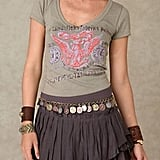 Free People Coin Drop Belt