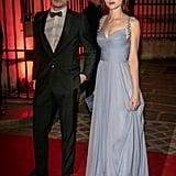 Natalia Dyer's Dress at the Clash de Cartier Launch 2019
