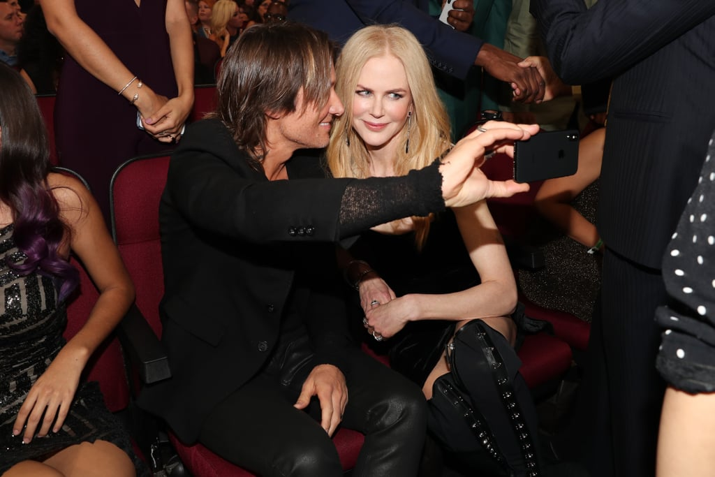 Pictured: Keith Urban and Nicole Kidman
