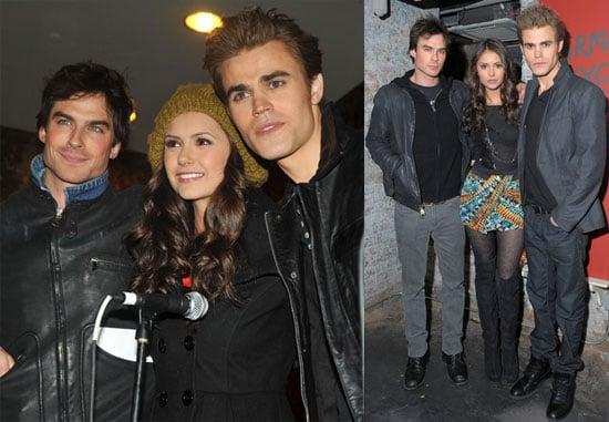 Photos of Vampire Diaries