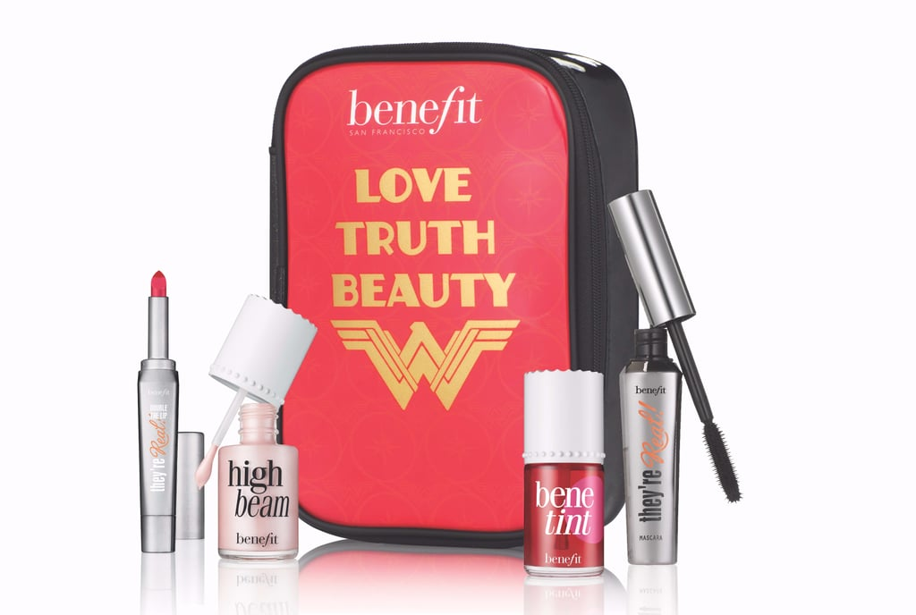 Set Your Alarms! Here's When to Snatch the Benefit x Wonder Woman Makeup Kit