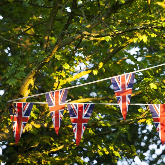 How to Make VE Day Bunting at Home