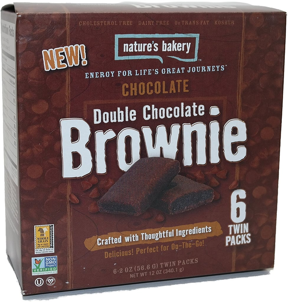 Nature's Bakery Double-Chocolate Brownie