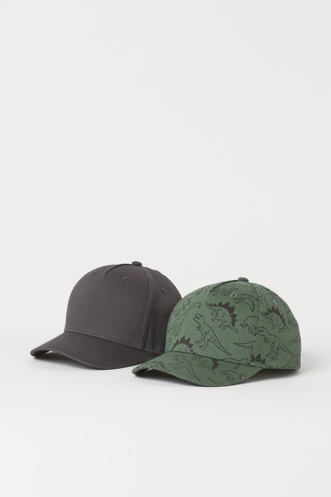 2-pack Twill Caps