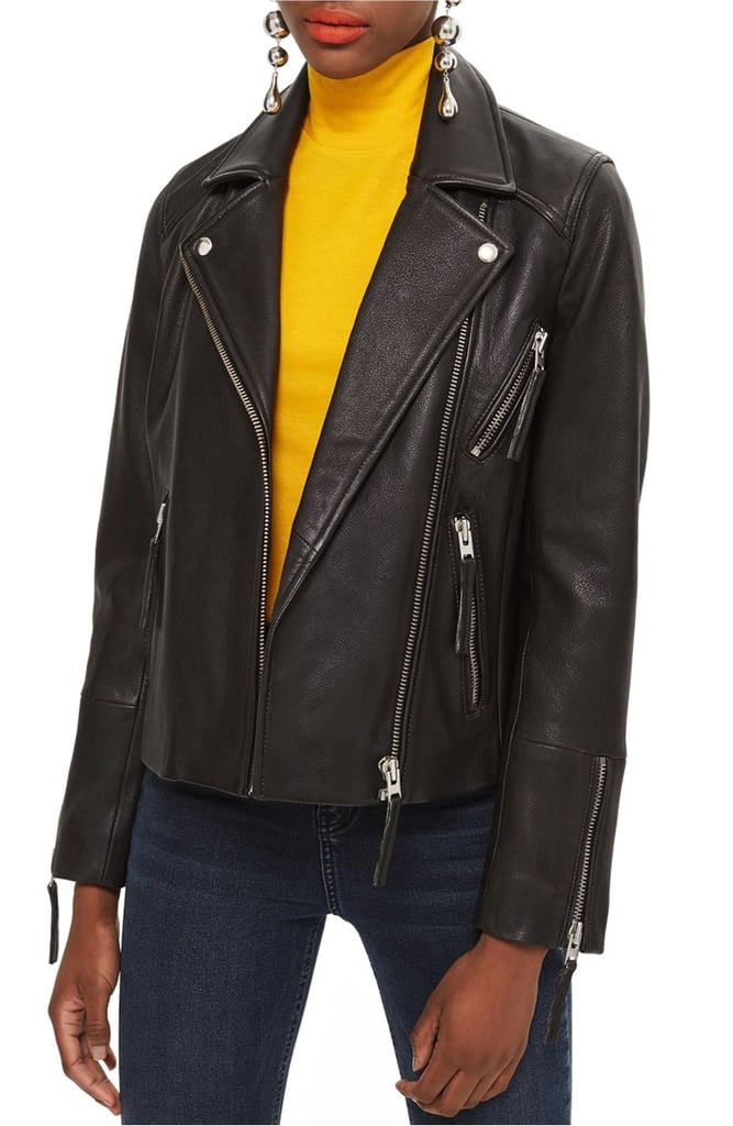 Nordstrom Anniversary Sale Leather Jackets 2018