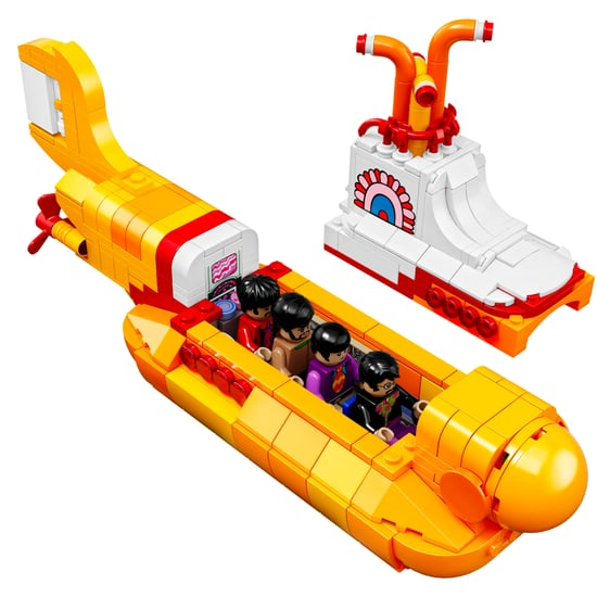 Lego Yellow Submarine Set