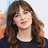 The Fine-Line Cover-Up as Seen on Zooey Deschanel