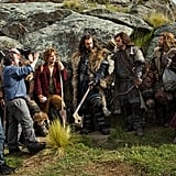 A look behind the scenes of The Hobbit: An Unexpected Journey.