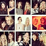 "Poppy Delevingne posted this collage of herself and bestie Alexa Chung, and captioned it ""Meet Polexa"". Cute. Source: Instagram user poppydelevingne"
