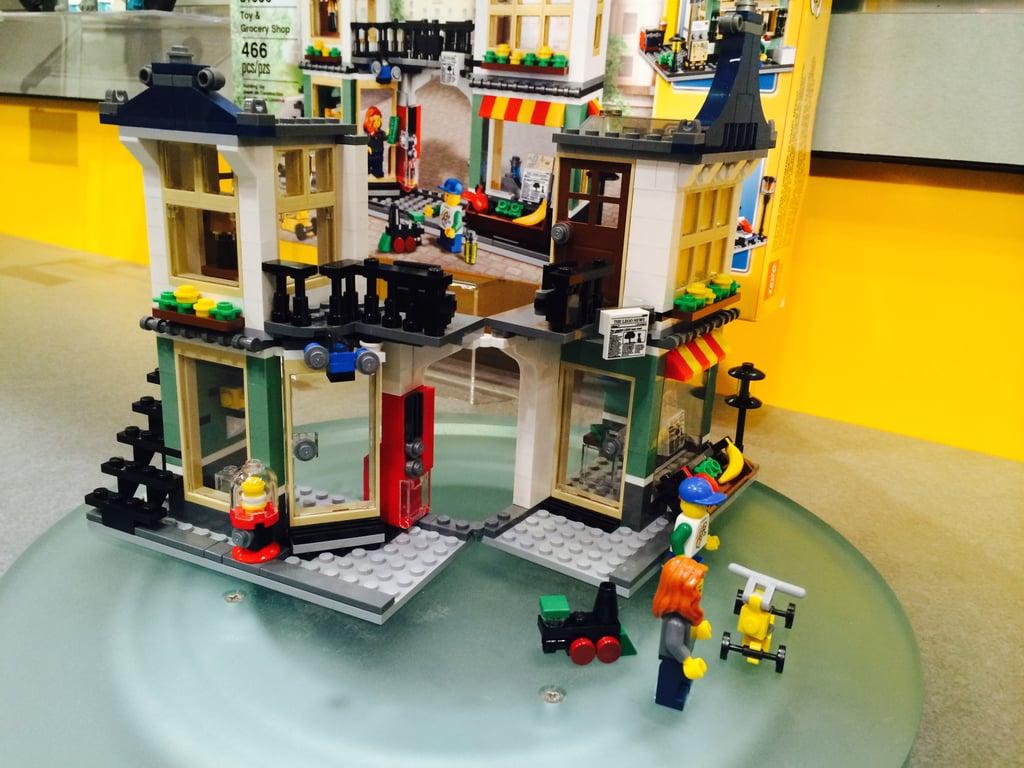 Lego Creator Toy Grocery Shop