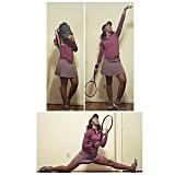 Serena Williams (or Naomi Osaka)