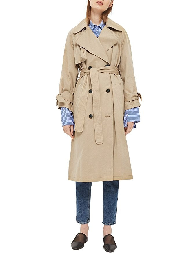 Simplee Trench Coat