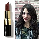 Bobbi Brown Lip Color in Chocolate