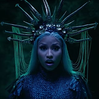 "Nicki Minaj ""Hard White"" Music Video"