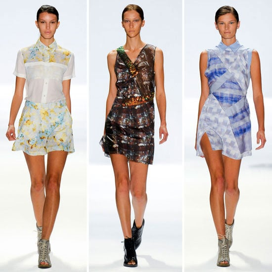 Pictures and Review of Richard Chai Love Spring Summer New York Fashion Week Runway Show