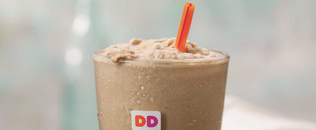 Dunkin' Donuts FINALLY Gets In on the Frozen Coffee Game