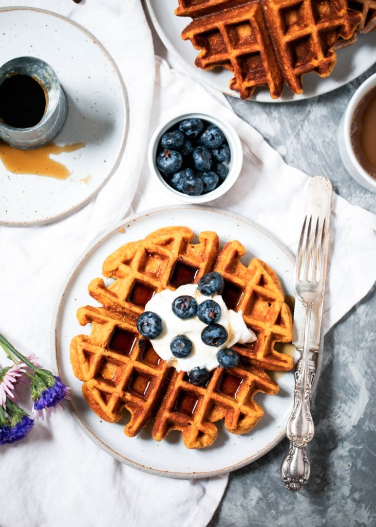 9 Sweet Potato Breakfasts That'll Help You Get Up on the Bright Side