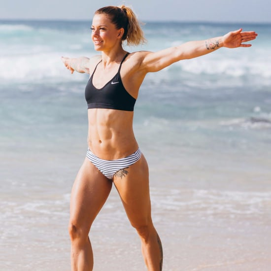 Christmas Abbott Workout.Christmas Abbott Popsugar Fitness