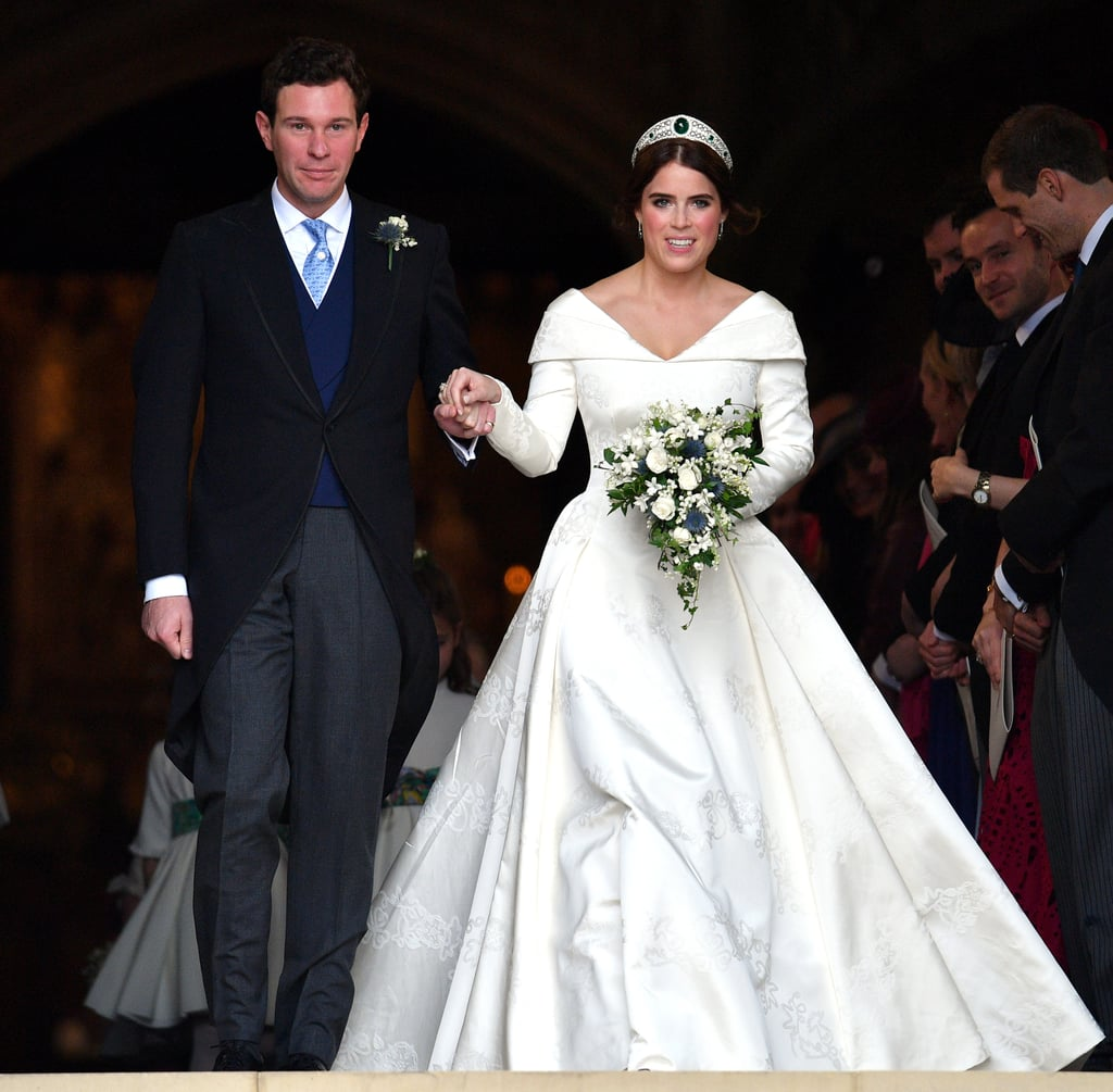 Jack And Eugenie Officially Wed In October 2018 And Looked