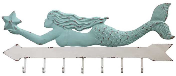Hooked on Mermaids Decor ($65)