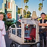 Spaceship Fantasy Strollers at Disney World