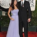 Fergie et Josh Duhamel en 2010