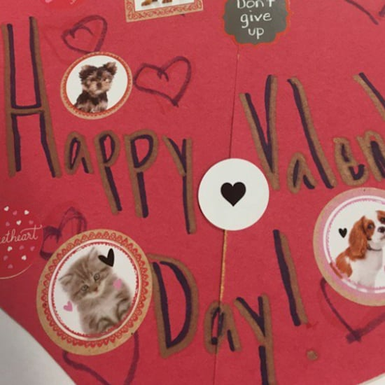 Fourth Graders Send Reporters Valentines