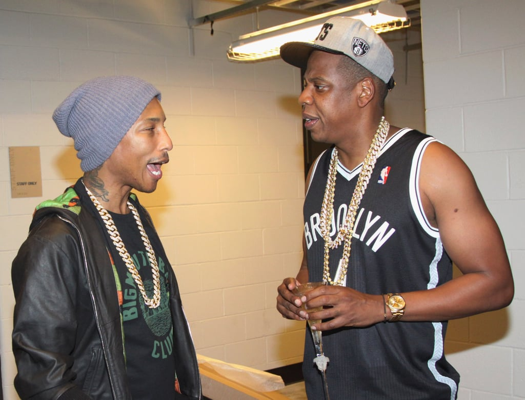 Jay-Z and Beyoncé Party in Brooklyn to Open the Barclays Center